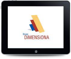 Diseño de logotipo para Grupo Dimensiona
