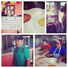 Filming Latin Cuisine in New Orleans a documentary for WYES. 2 Westbank restaurants La Familia Restaurant (Dominican) and El Paso Restaurant both on Belle Chasse Hwy. Authentic!!!