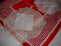 LAVORES DA ISABEL: Fevereiro 2007 Filet Crochet, Diy And Crafts, Quilts, Blanket, Image, Fashion, Color Sheets, Clovers, Made By Hands