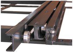 CargoGlide Truck Bed Cargo Slide Frame Close Up Truck Bed Drawers, Truck Bed Storage, Van Storage, Custom Truck Beds, Custom Trucks, Jeep Wrangler Accessories, Truck Accessories, Metal Projects, Welding Projects