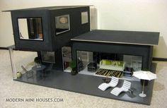 Modern Mini Houses: I'm a Giant crazy person