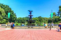 Explore Central Park in virtual reality or online in a 360 experience.
