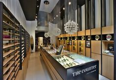 The Counter optics by Raed Abillama Architects, Beirut