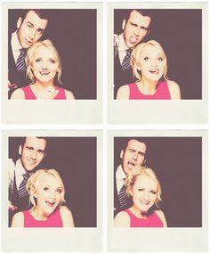 Matt and Evanna
