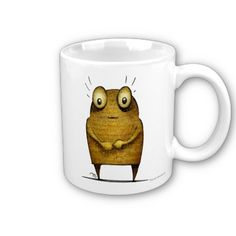 Undroid Coffee Mugs by Paul Stickland for StrangeStore #strangestore #undroid