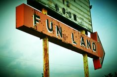 Krazy Acres Abandoned Theme Park by Aces & Eights Photography, via Flickr