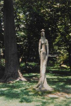 """A sculpture by Ramkinkar Baij """"Sujata - Google Search"""