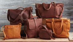 6addeb687491 Check out our latest blog about our Lifetime Leather Bags. They just get  better with