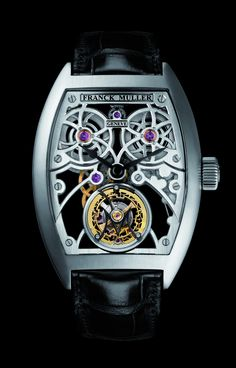 Tourbillon Rapide by Franck Muller watch on Presentwatch.com