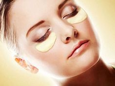 Dark Circles Under Eyes, If the dark circles under your eyes persevere, you may need to ruminate seeing a doctor to certify that the dark eye circles are. Gold Eye Mask, Dark Eye Circles, Under Eye Bags, Eye Wrinkle, Puffy Eyes, Shiny Hair, Plastic Surgery, Beautiful Eyes, Skin Care Tips