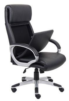 Boss Hide A Back Secret Compartment Chair