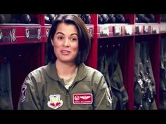 First Woman Thunderbird Pilot, Lieutenant Colonel Nicole Malachowski 2012 US Air Force: http://youtu.be/ipA3Sj8kO2I #AirForce #USAF #Thunderbirds