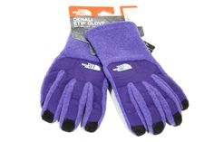 The North Face Women's Denali Etip Garnet Purple Gloves for just $27.99  #niketech #Women39;s #springfit #cleats… #airmax95women #Men39;s #20%sho #20% #hypervenom #baseballcleats