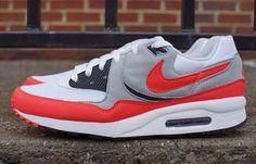 Nike Air Max Light 'LIght Crimson'