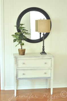 Getting to the fun of staging the Oak House. Painted Chest, Furniture Inspiration, Furniture Ideas, Home Staging, Diy Painting, Painted Furniture, Interior Decorating, Entryway, Room