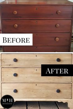 How To Get This Look! Raw Dresser Makeover — Market House Restorations - How To Get This Look! Raw Dresser Makeover — Market House Restorations Get this look. Raw Wood Furniture, Repurposed Furniture, Furniture Projects, Furniture Decor, Painted Furniture, Barbie Furniture, Furniture Legs, Garden Furniture, Furniture Design