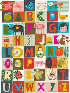 Carolyn Gavin - Workbook Illustration Portfolio