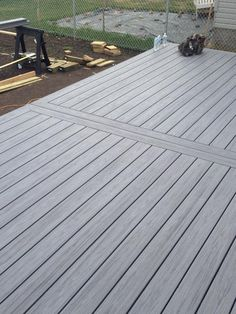 how to picture frame a deck - Google Search