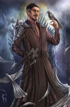 Petyr Baelish Fanart by christianamiel21 on DeviantArt