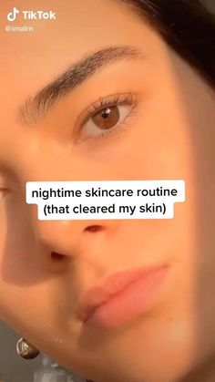 Skin Care Routine Steps, Skin Routine, Skin Care Tips, Face Care Routine, Skincare Routine, Beauty Routines, Haut Routine, Clear Skin Tips, Clear Skin Products