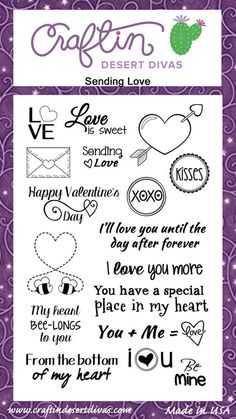 Stamps - All Stamps - Page 6 - Craftin Desert Divas