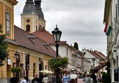 Eger, Hungary 'I have to go to Eger! Since my heart cannot surmount this much sweet temptation' – wrote Sándor Petőfi in his poem' Next to Eger'. Truly, the enchanting city of Eger is rich in. Budapest, Bugs, To Go, Mansions, House Styles, City, Hungary, Mansion Houses, Manor Houses