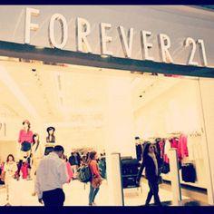 forever 21 favorite store