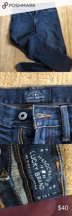 433a996409c Shop Men s Lucky Brand size 34 Jeans at a discounted price at Poshmark.
