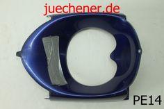 Peugeot Elystar Verkleidung mitte  Beinschutz vorne