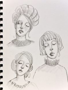 lucy quirky cook drawings artist characters course jeanneoliver drawing draw line simple face