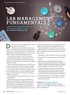Lab Manager November 2017 Page 10