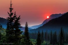 Smoky Mountain sunrise - Jeff Cox