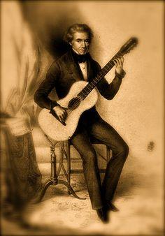Dionisio Aguado #guitar