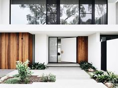You can find the magnificent exterior design ideas to get your best home. This article will help you to see the best exterior design with a… Continue Reading → Door Design, Exterior Design, Interior And Exterior, Exterior Doors, Room Interior, Exterior Rendering, Entrance Design, Facade Design, Glass Design