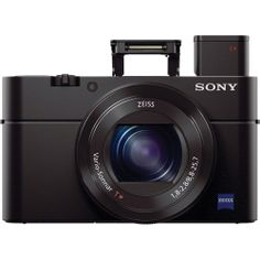 Sony Cyber-shot RX100 III: First Look