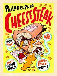 cheesesteak / hawk krall