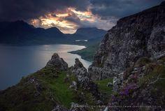 Isle of Skye - Camasunary Bay & Black Cullin