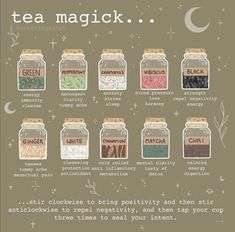 For the tea loving witch 🔮🖤🍵 . Wiccan Spell Book, Wiccan Witch, Magick, Witch Rituals, Spell Books, Witch Spell, Wiccan Spells, Books And Tea, Witchcraft For Beginners