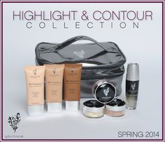Highlight  Contour. Spring 2014 Collection. youniqueproducts.com #youniqueproducts #beauty #mineralmakeup