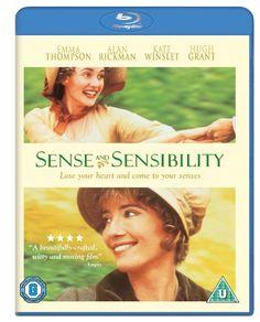 Love It Sense Sensibility Blu Ray Dvd Film Movie