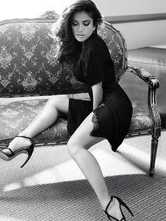 Salma Hayek - Vogue Germany September 2012