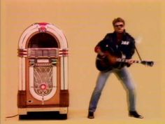 George Michael - Faith (US Version)- can't sit still have to move to this song- love it- great classic