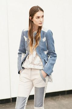 {fashion inspiration | lookbook : thakoon addition} by {this is glamorous}, via Flickr