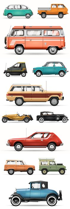 Car illustrations by Christopher Hebert                                                                                                                                                                                 More
