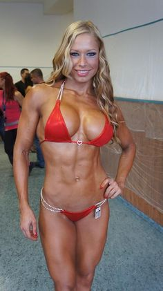 Zsuzsanna Toldi <-- One day I'll be competition ready,  but I doubt I'll compete.  I just  wanna be ready lol : )