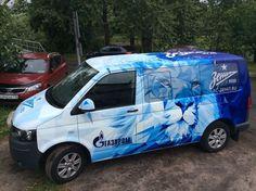 Auto • VW T5, FC Zenit St. Petersburg