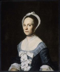 Mrs. William Coffin (Ann Holmes) | Museum of Fine Arts, Boston