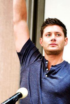 Jensen Ackles Dallas Con 2012