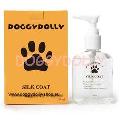 DoggyDolly Silk Coat - DoggyDolly Silk Coat für die Fellpflege PS001. DoggyDolly Silk Coat Tiefpreisaktion bei Onlinezoo. DoggyDolly Silk Coat wird von führenden Hundefriseuren verwendet und empfohlen. Aktion bis 30.10.2014 statt 19,90 nur 12.90