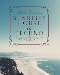Sunrises techno